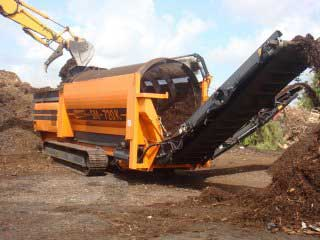 doppstadt sm720k trommel screen