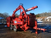 2002 Morbark M2400 Hurricane Chipper: