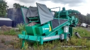 2007 Komptech Hurrikan Windsifter: