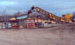 Powerscreen Shaker Box & Conveyor:
